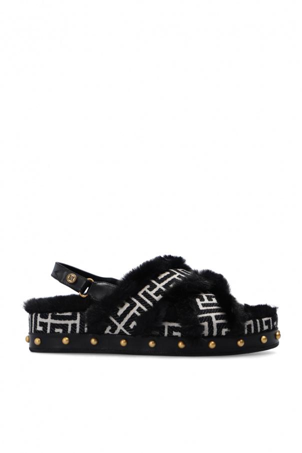 Balmain Platform sandals