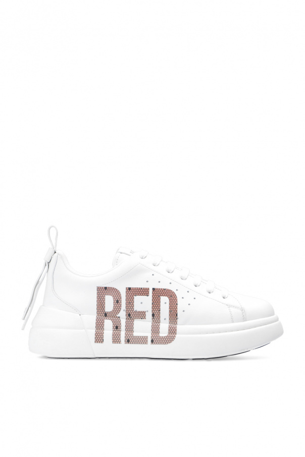 Red Valentino Sneakers with logo
