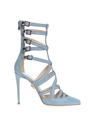 Denim pumps od Philipp Plein