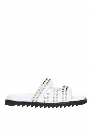 'round and round' slides od Philipp Plein
