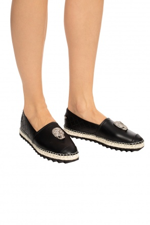 'this part of night' skull espadrilles od Philipp Plein