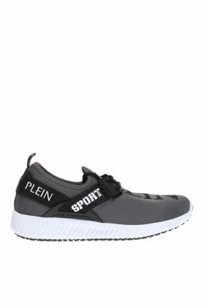 Logo-embroidered sneakers od Plein Sport