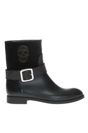 'edelweiss' ankle boots od Philipp Plein