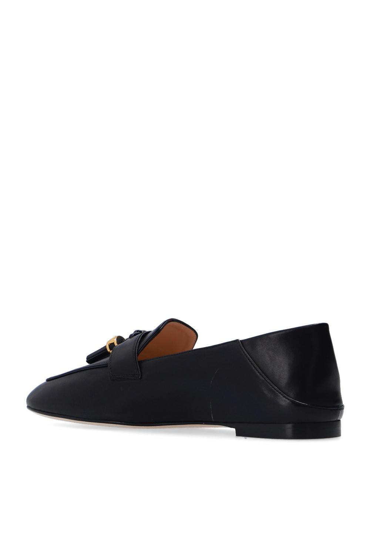 Stuart Weitzman 'Wylie' leather moccasins