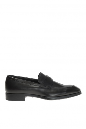 Leather loafers od Giorgio Armani