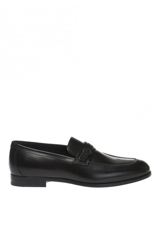 Giorgio Armani Branded loafers