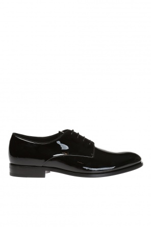 Patent leather shoes od Giorgio Armani
