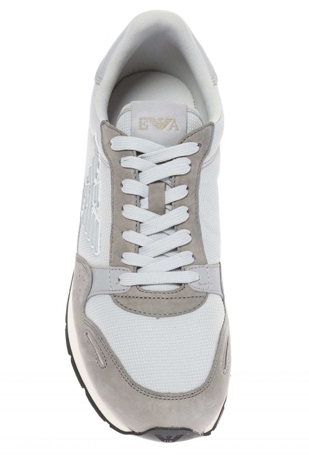 Emporio Armani Lace-up logo sneakers