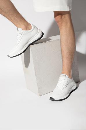 Sneakers with logo od Emporio Armani