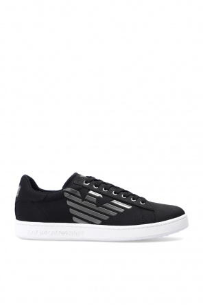 Sneakers with logo od EA7 Emporio Armani