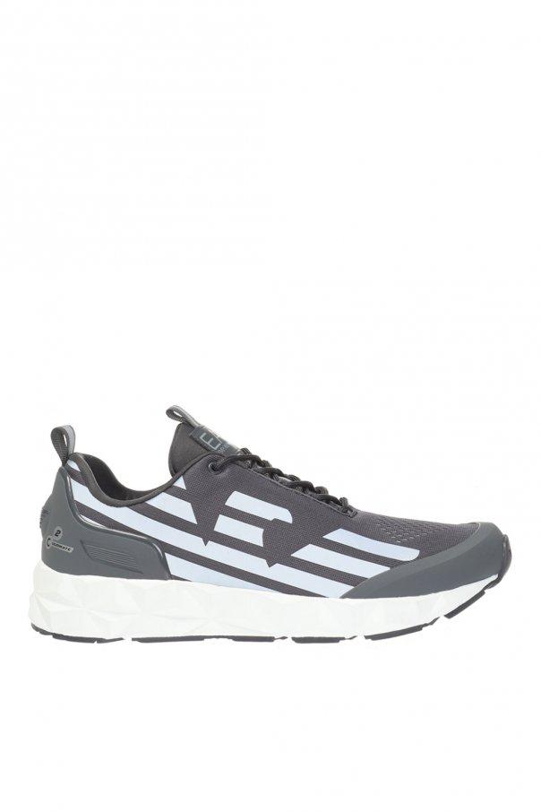 7c7037462c Logo-printed sneakers EA7 Emporio Armani - Vitkac shop online