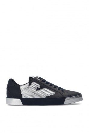 Sneakers with logo od EA7 Emporio Armani