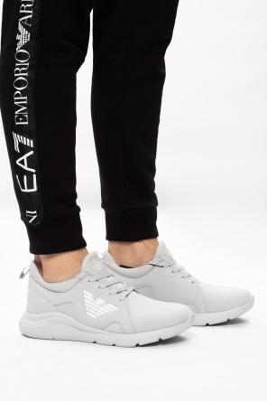 Logo sneakers od EA7 Emporio Armani