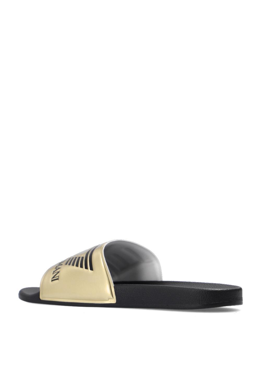 EA7 Emporio Armani 品牌拖鞋