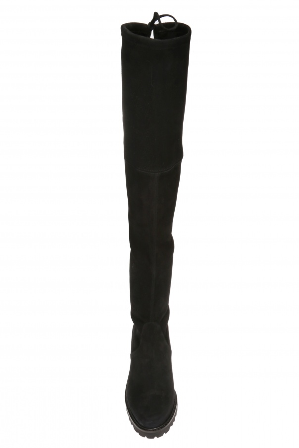 'vanland' heeled over-the-knee boots od Stuart Weitzman