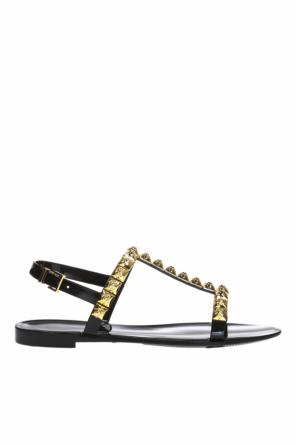 'jelrose' sandals with studs od Stuart Weitzman