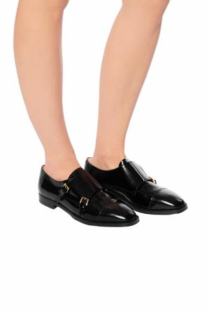 Monk strap shoes od Stuart Weitzman