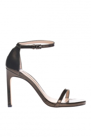 'nudist traditional' high heel sandals od Stuart Weitzman