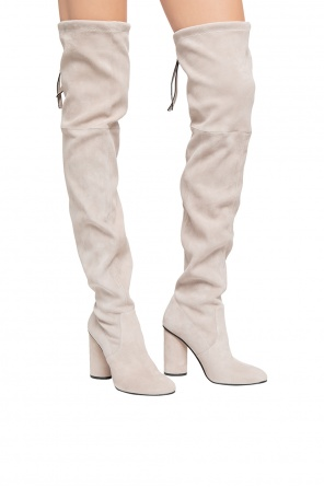 'helena' heeled over-the-knee boots od Stuart Weitzman