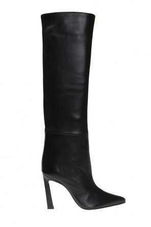 'aces' heeled over-the-knee boots od Stuart Weitzman