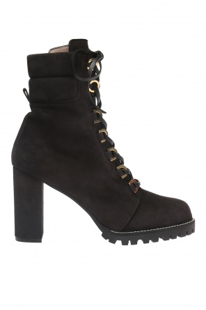 'shackleton' heeled ankle boots od Stuart Weitzman
