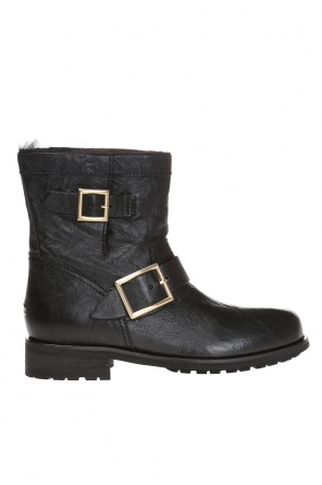 'youth' ankle boots od Jimmy Choo