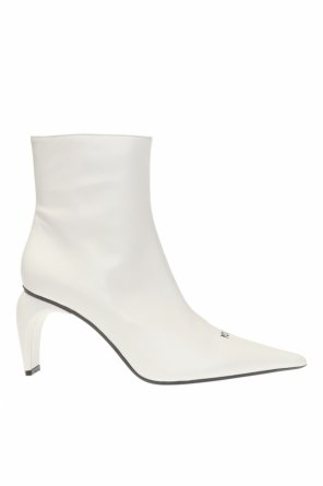 'youth core' heeled ankle boots od MISBHV