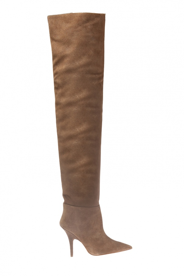 4640853e10f Over the knee heeled boots Yeezy - Vitkac shop online