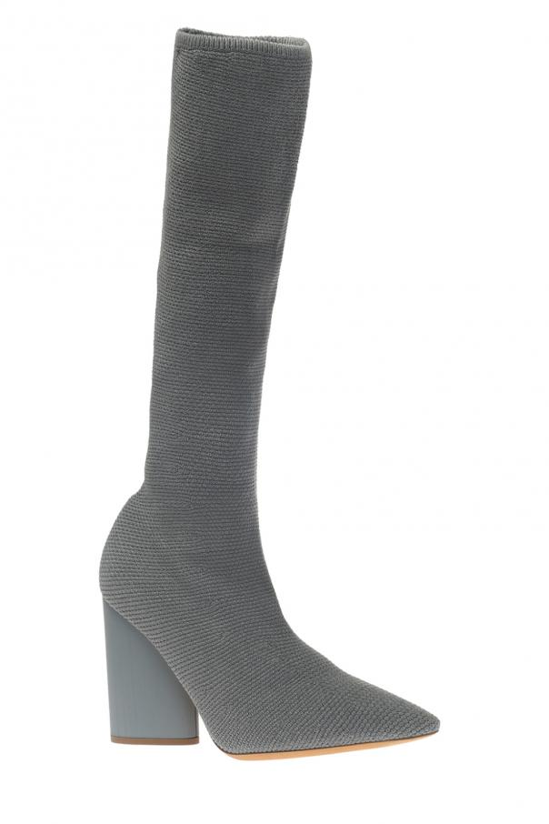 37ce6f66cc6d7 Heeled ankle boots with sock Yeezy - Vitkac shop online