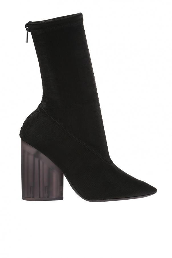 55dd3c94f5b Heeled boots with a sock Yeezy - Vitkac shop online