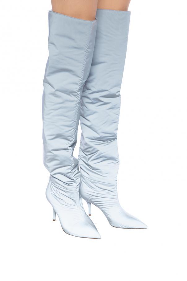 0c47688bc37 Thigh-high stiletto heel boots Yeezy - Vitkac shop online