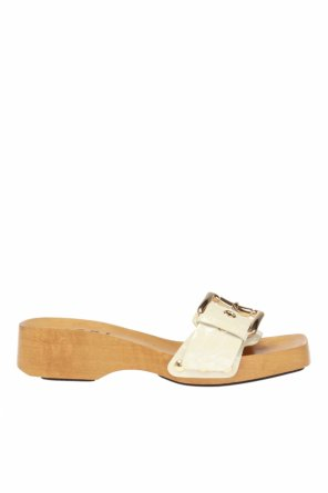 Wooden clogs od Marni