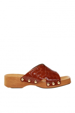 Wedge mules od Marni