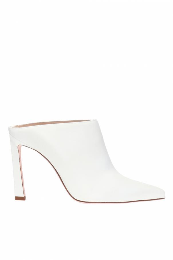 Stuart Weitzman 'Camila' heeled slides
