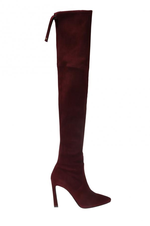 Stuart Weitzman 'Natalia' heeled over-the-knee boots