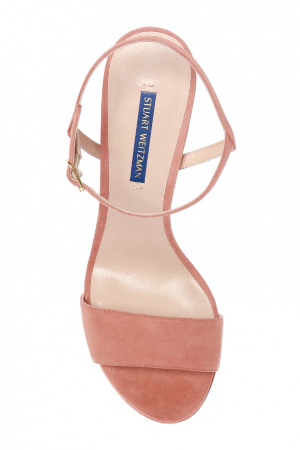 'sunray' heeled sandals od Stuart Weitzman