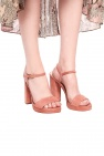 Stuart Weitzman 'Sunray' heeled sandals