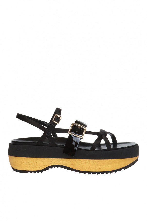 0dbfde33cf1 Platform sandals Marni - Vitkac shop online