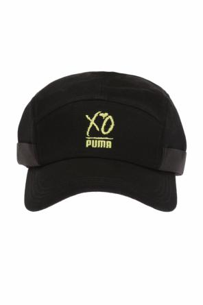Logo-embroidered baseball cap od Puma XO by The Weeknd