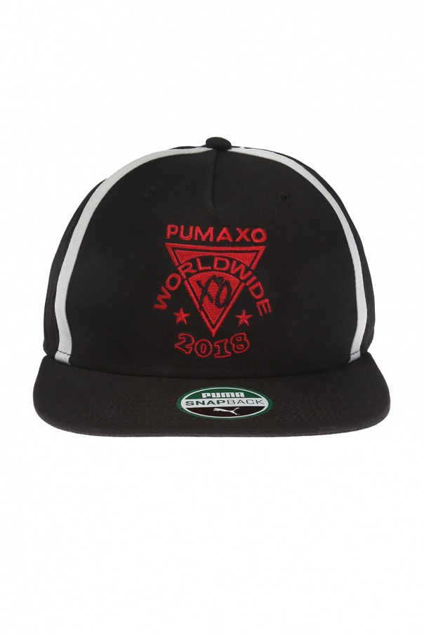 Branded baseball cap Puma XO by The Weeknd - Vitkac shop online 3054b05903d