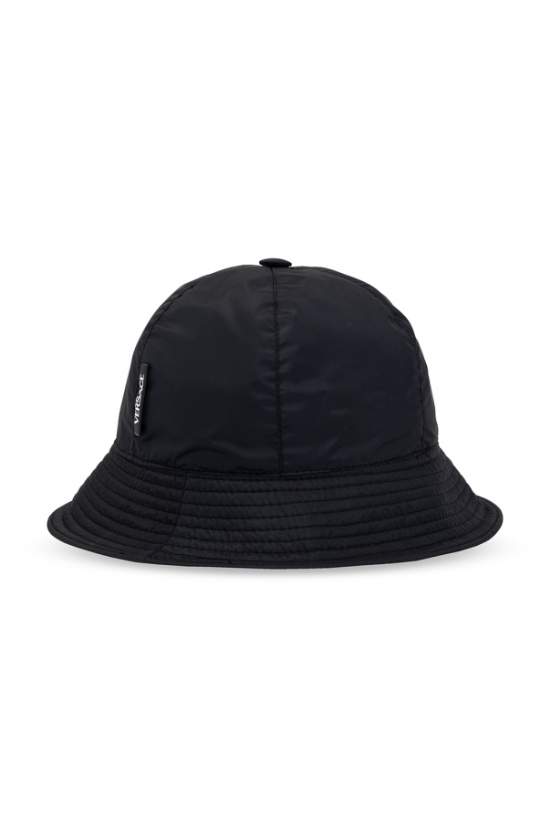 Versace Hat with stitching details