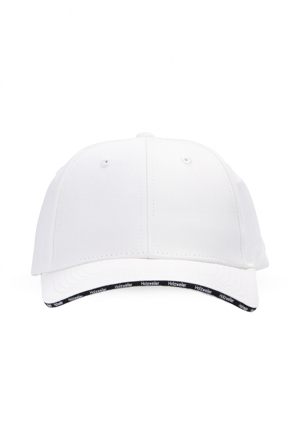 Holzweiler Baseball cap with logo