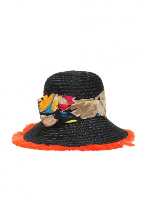 Silk ribbon hat od Etro