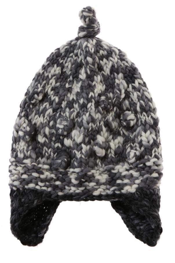 eabf930dbbe Braided hat with ear flaps Etro - Vitkac shop online