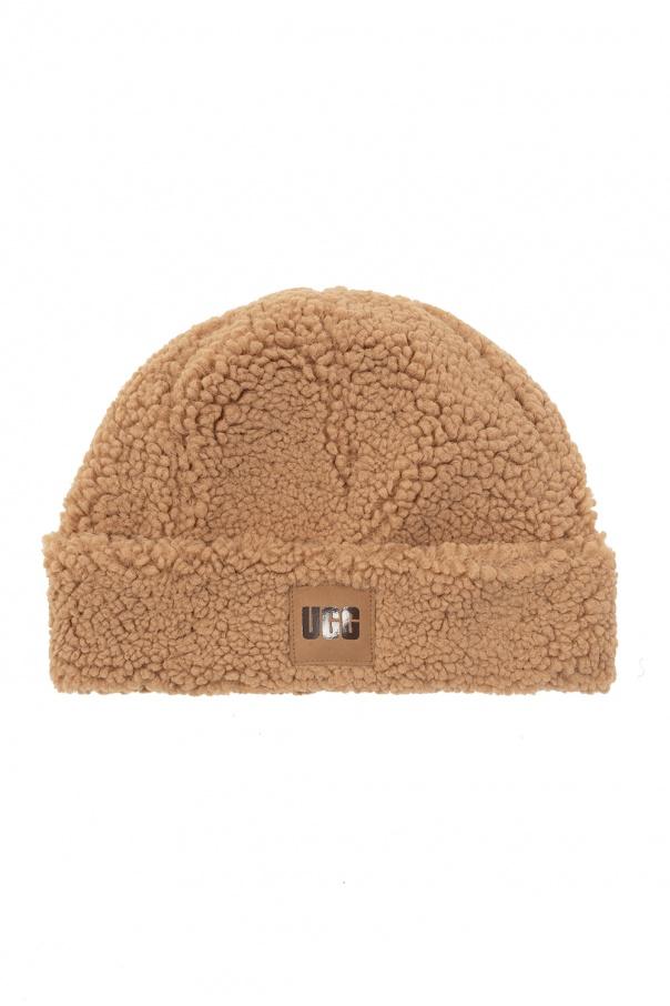 UGG Fleece hat with logo