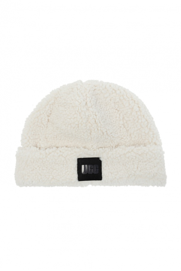 UGG Fleece hat with logo