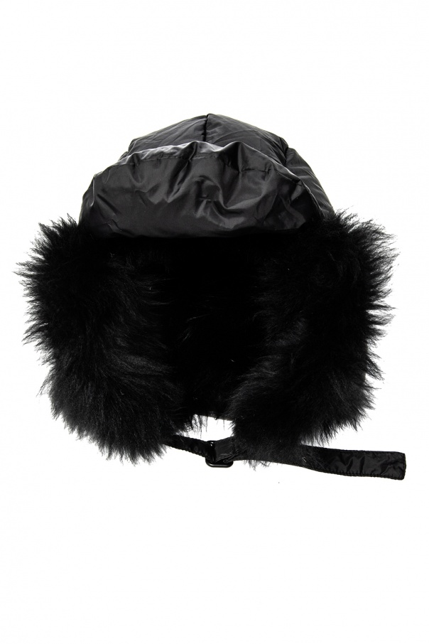Yves Salomon Down hat