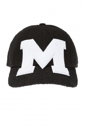 Patched baseball cap od MSGM