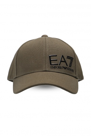 Baseball cap with logo od EA7 Emporio Armani