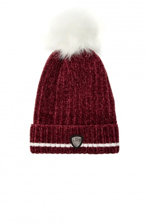 Hat with logo od EA7 Emporio Armani